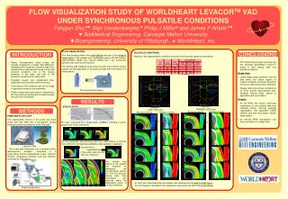 FLOW VISUALIZATION STUDY OF WORLDHEART LEVACOR TM  VAD UNDER SYNCHRONOUS PULSATILE CONDITIONS