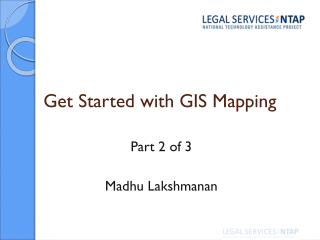 Get Started with GIS Mapping