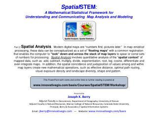 Spatial STEM :