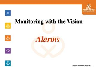 Monitoring with the Vision