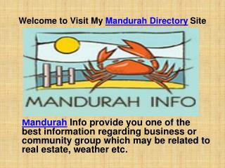 Mandurah Real Estate
