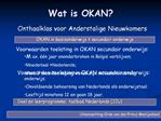 Wat is OKAN