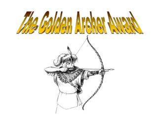 The Golden Archer Award