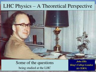 LHC Physics – A Theoretical Perspective