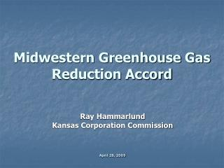 Midwestern Greenhouse Gas Reduction Accord