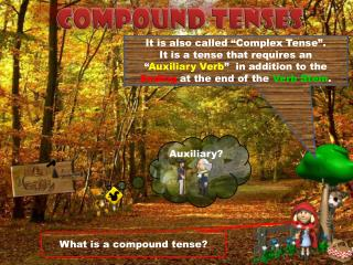 COMPOUND TENSES