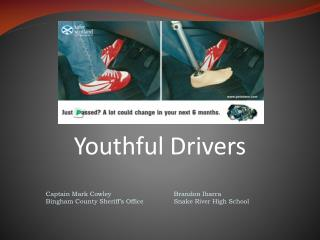 Youthful Drivers
