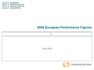 2009 European Performance Figures
