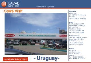 - Uruguay-