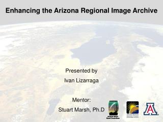 Enhancing the Arizona Regional Image Archive Interface