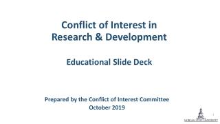 RESEARCH, EDUCATION  ECONOMICS  ETHICS OFFICE