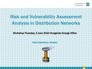 Risk and Vulnerability Assessment Analysis in Distribution Networks