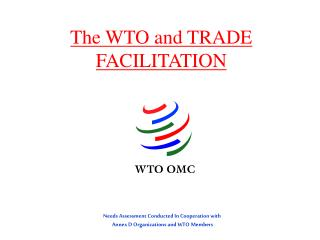 The WTO and TRADE FACILITATION
