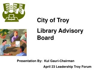 City of Troy Library Advisory Board