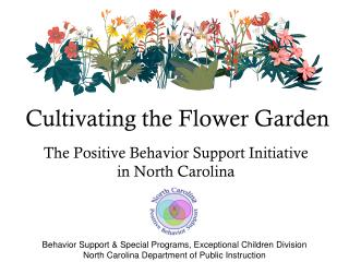 The Positive Behavior Support Initiative  in North Carolina