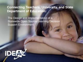 Connecting Teachers, University, and State Department of Education: