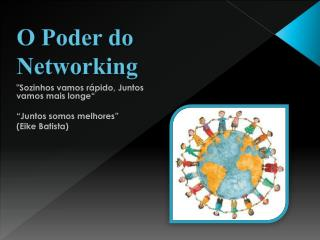 O Poder do Networking