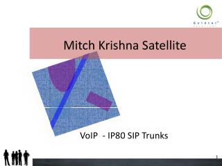Mitch Krishna Satellite