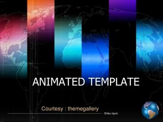 ANIMATED TEMPLATE