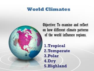 World Climates