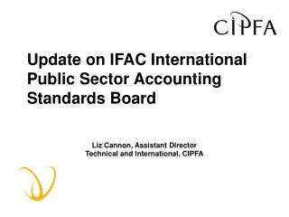 Update on IFAC International Public Sector Accounting Standards Board