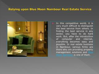 Blue Moon Nambour