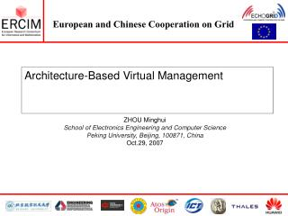 Architecture-Based Virtual Management