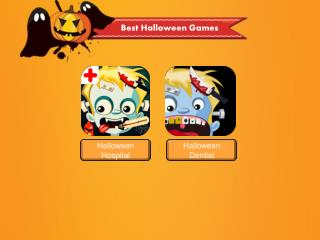 Best Helloween Games