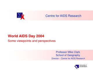 Centre for AIDS Research