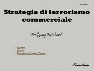 Strategie di terrorismo commerciale