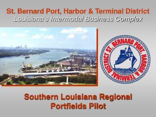 St. Bernard Port, Harbor & Terminal District