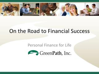 On the Road to Financial Success