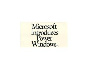 Microsoft Windows has undeniably had a large part in making computing personal.