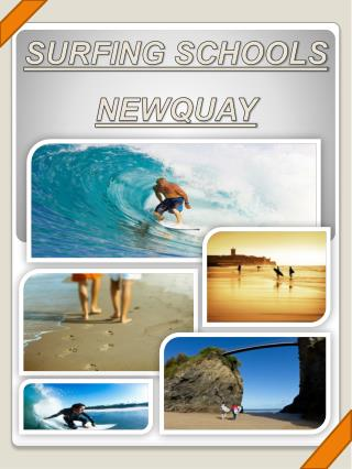 Surf Holidays Newquay