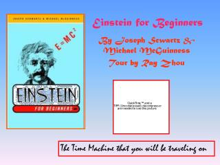 Einstein for Beginners