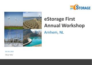eStorage  First  Annual  Workshop