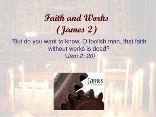 Faith and Works (James 2)