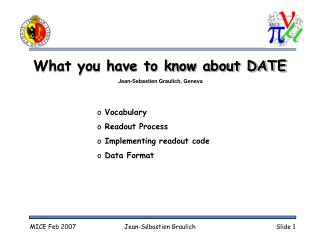 What you have to know about DATE