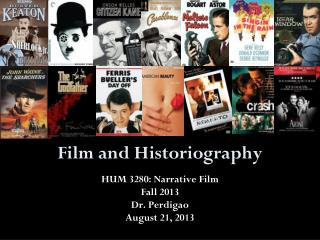 Film and Historiography