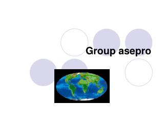 Group asepro