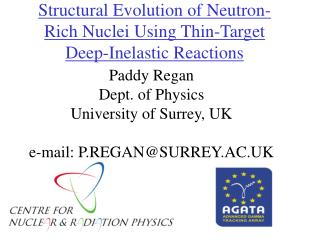 Structural Evolution of Neutron-Rich Nuclei Using Thin-Target Deep-Inelastic Reactions