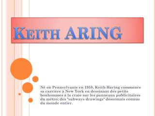 Keith ARING