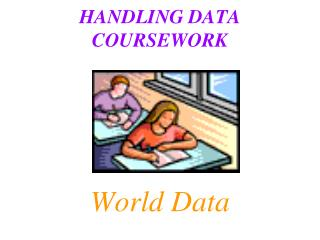 HANDLING DATA COURSEWORK