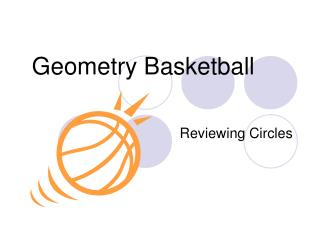 Geometry Basketball