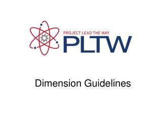 Dimension Guidelines