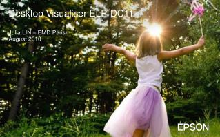 Desktop Visualiser ELP-DC11