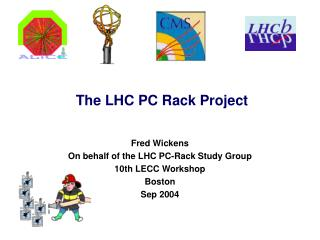 The LHC PC Rack Project