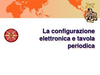 Ppt la tavola periodica powerpoint presentation id 5255552 - Tavola periodica configurazione elettronica ...