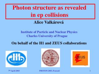 Photon structure as revealed              in ep collisions