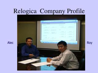 Relogica  Company Profile